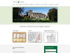 Oaksey Village Wesite